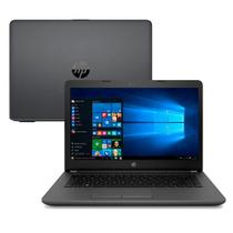Notebook hp cm 240 g6 i5-7200u/ 8gb / 500gb / tela lcd / win 10 pro