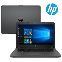 Notebook HP Core i3-7020U 4GB 500GB HD Tela 14 Windows 10 246 G6
