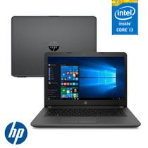 Notebook HP Core i3-7020U 4GB 500GB Tela 14 Windows 10 Home 246 G6