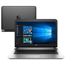 "Notebook HP Core i5-6200U 4GB 500GB Tela 14"" Windows 10 ProBook 440 G3"
