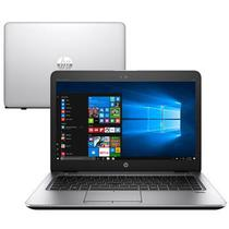 "Notebook HP Core i5-6300U 4GB 128GB SSD Tela 14"" Windows 10 EliteBook 840 G3"