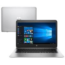 "Notebook HP Core i7-6600U 16GB 256GB SSD Tela Full HD 14"" Windows 10 EliteBook Folio 1040 G3"
