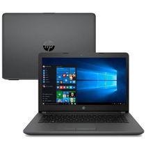 Notebook HP Intel Core i3-6006U, RAM 4GB, HD 500GB, 14 Polegadas, Windows 10 Home, Preto - 5DZ54LA