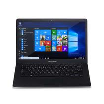 Notebook Legacy Intel Dual Core Windows 10 Profissional 4Gb Tela Full Hd 14.1 Pol. Preto Multilaser - PC209