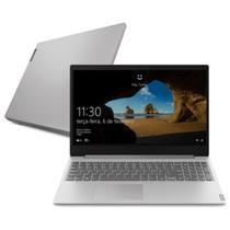 "Notebook Lenovo 15.6"" Ideapad S145 15IIL Intel Core I3 4G 1TB Windows 10 Prata -"