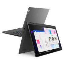 """Notebook Lenovo 2 em 1, Intel Core  i5 1035G1 , 8GB, 256GB SSD, Tela de 14"""", Grafite, Ideapad Flex 5i - 81WS0002BR -"""