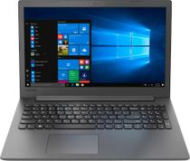 Notebook Lenovo AMD A9 3.1GHz 4GB RAM DDR4 128GB SSD DVD Windows 10 Tela 15.6  Preto