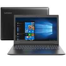 Notebook Lenovo B330-15IKBR, Intel i3-7020U, 4GB RAM, 500GB HD, Tela 15,6, Windows 10 Home 64 bits