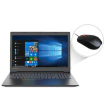 Notebook Lenovo B330 I3-7020U 4GB 500GB Tela 15.6 Win10H Preto + Mouse Lenovo Essential USB