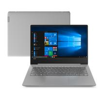 Notebook Lenovo B330s-14ikbr Tela 14,0 Intel Core i5-8250u 8GB RAM SSD 256GB com Windows 10 Pro - Prata