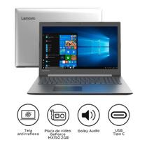Notebook Lenovo Ideapad 330 81FE0001BR, Intel Core I5, 8GB, 1TB, Tela 15.6