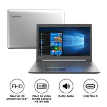 Notebook Lenovo IdeaPad 330 i7-8550U 8GB 1TB MX150 Windows 10 15.6