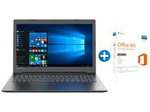 "Notebook Lenovo Ideapad 330 Intel Celeron 4GB - 1TB LED 15,6"" + Microsoft Office 365 Personal"