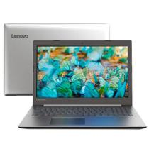 Notebook Lenovo Ideapad 330 Intel Core i3 7020U, 4GB, HD 1TB, Linux, 15.6, Prata - 81FES00100
