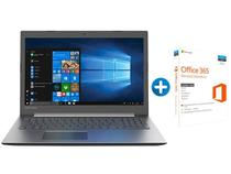 "Notebook Lenovo Ideapad 330 Intel Core i5 8GB - 1TB LED 15,6"" + Microsoft Office 365 Personal"