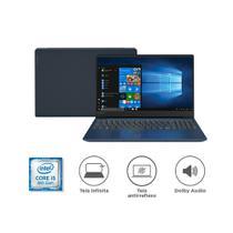"Notebook Lenovo IdeaPad 330S i5-8250U 8GB 1TB Windows 10 14"" HD 81JM0000BR Azul -"