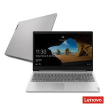 Notebook Lenovo Ideapad Intel 2.6GHz 8GB RAM 240GB SSD Windows 10 Tela 15.6  Prata