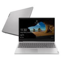"""Notebook Lenovo Ideapad S145-15IWL, Core i5, 8GB, 1TB, 15.6"""", Placa GeForce MX 110, Win 10 - Prata -"""