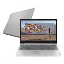 "Notebook Lenovo Ideapad S145 Intel Celeron N4000 Memoria 8gb Ssd 480gb Tela 15,6"" Sistema Linux -"