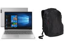 "Notebook Lenovo Ideapad S145 Intel Core i7 8GB - 256GB SSD 15,6"" NVIDIA GeForce MX110 2GB + Mochila"