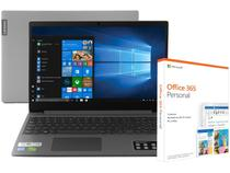 Notebook Lenovo Ideapad S145 Intel Core i7 - 8GB + Pacote Microsoft Office 365 Personal
