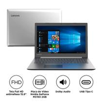 Notebook Lenovo Idepad 330 81FE0000BR, Intel Core I7, 8GB, 1TB, Tela 15,6