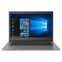"Notebook Lenovo Intel Celeron N3350 RAM 2GB SSD 32GB Windows 10 Tela 14"" 120S-14IAP Cinza -"