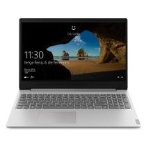 "Notebook Lenovo S145 Intel Core i3-1005G1 4GB 1TB 15,6"" HD Windows 10 Home, Prata -"
