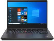 Notebook lenovo thinkpad e14 intel core i5 10210u 8gb ssd m.2 pcie 128gb + hd 1tb 14 full hd windows 10 pro