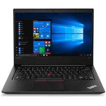 Notebook Lenovo Thinkpad E480, Intel i5-8250U, 8GB RAM, 256GB SSD, Tela 14, Windows 10 Pro