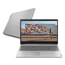"Notebook Lenovo Ultrafino ideapad S145 i5-8265U 4GB 1TB Linux 15.6"" 81S9S00100 Prata -"