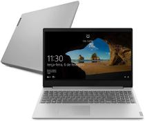 Notebook Lenovo Ultrafino Intel i5 20GB RAM 1TB HD Windows 10 Tela 15.6  Prata -