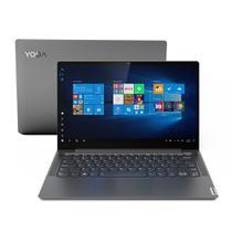 "Notebook Lenovo Yoga S740 i7-1065G7 8GB 256GB SSD MX 250 2GB W10 14"" Full HD 81RM0004BR Grafite -"
