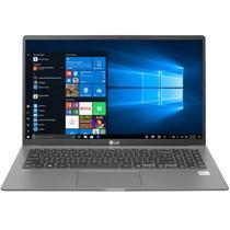 "Notebook LG Gram 15.6"" 15Z90N Intel Core I5 8GB SSD 256GB M.2 Nvme Windows 10 Home Cinza Titanio -"
