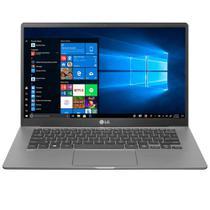 Notebook LG Gram 15,6 FHD i5-1035G7 256GB SSD 8GB Win 10H 15Z90N-V.BJ51P1 -