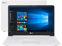 "Notebook LG Ultra Slim 14U380-L.BJ36P1 - Intel Quad Core 4GB 500GB LED 14"" Windows 10"
