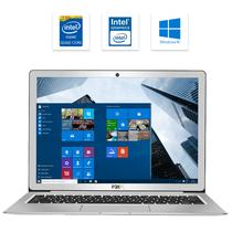 Notebook Mobile FX14P Intel Quad core 4GB SSD 32GB 14 Tela LED 14