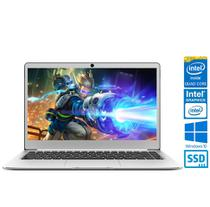 Notebook Mobile FX14P Intel Quad core 4GB SSD 32GB + SSD 120GB Tela LED 14