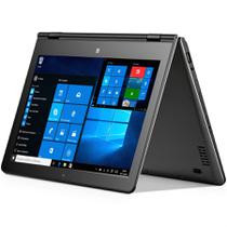 "Notebook Multilaser 2 em 1 M11W Tela 11,6"" Touch Screen 32GB de HD 2GB de RAM Cinza NB258"