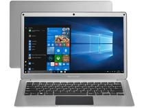 "Notebook Multilaser Legacy Air Intel Dual Core - 4GB SSD64GB 13,3"" Windows"