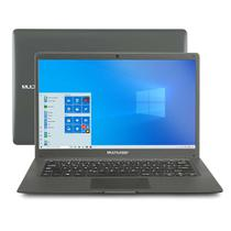 Notebook Multilaser Legacy Cloud 14 Pol. 2GB 32GB W10 Cinza - PC130 -