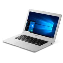 Notebook Multilaser Legacy Intel Atom, Branco, PC102, Tela de 14