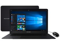 "Notebook Multilaser Legacy Intel Atom Quad Core - 2GB 32GB LCD 14"" Windows 10"