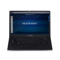 Notebook Multilaser Legacy PC210 Intel Dual Core LINUX HDD500GB / 4GB RAM 14,1