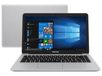 "Notebook Positivo Dual Core 4GB 500GB Tela 14"" Windows 10 Motion C4500A -"