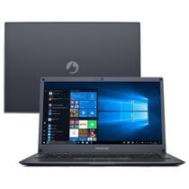 Notebook Positivo Intel Q464B 4GB RAM 64GB SSD Windows 10 Tela 14 -