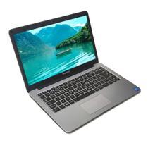 Notebook Positivo Motion 14.1'' HD Celeron N3350 1TB 4GB Linux Prata -