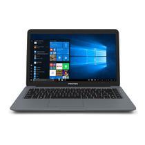 "Notebook Positivo Motion C432A 4GB Tela14"" HD Windows 10 Home -Prata -"