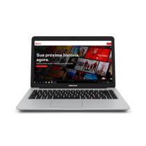 "Notebook Positivo Motion C4500A Intel Celeron 4GB 500GB HD Tela 14"" Windows 10 Home -"