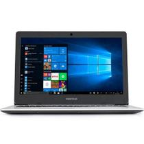 Notebook Positivo Motion, i3 4128A-15, 4GB, 15.6, Windows 10 Home - Prata